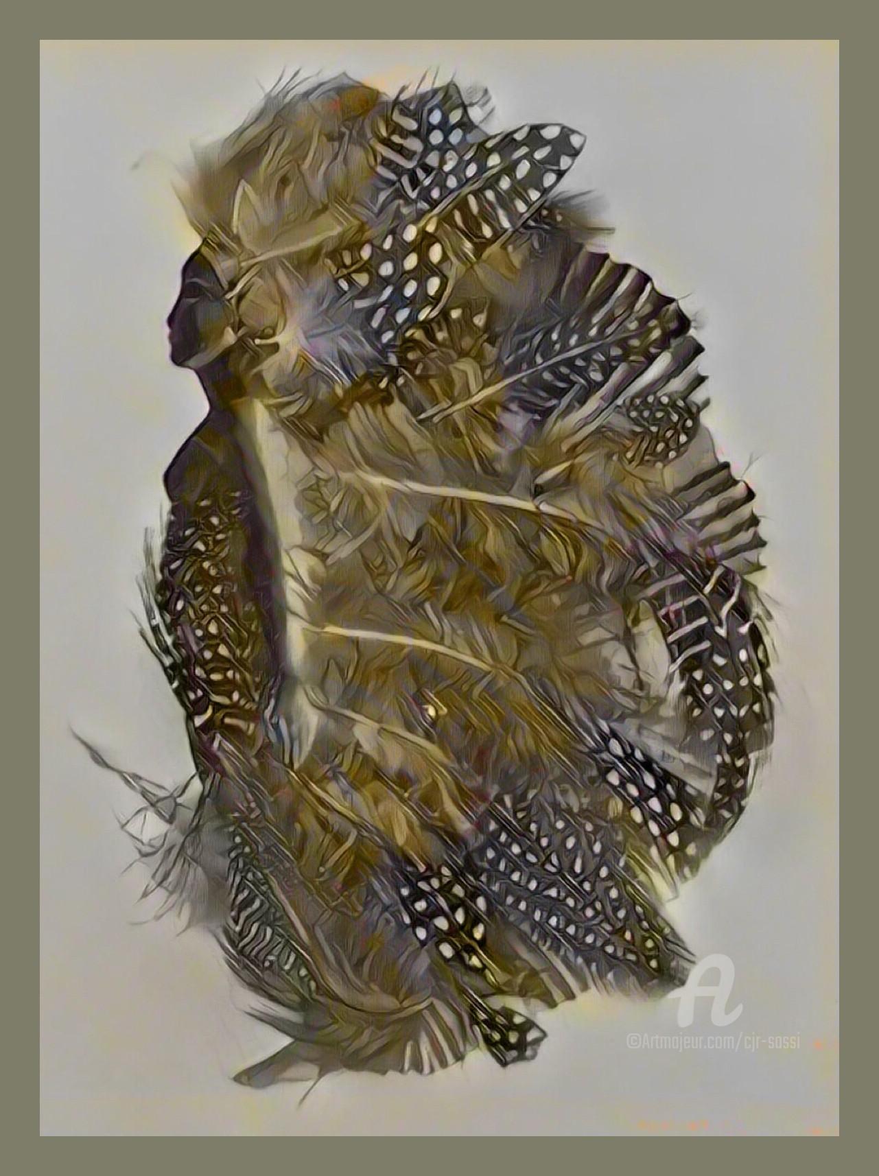 Corinne Sassi (Cjr sassi) - Elle en plumes 2