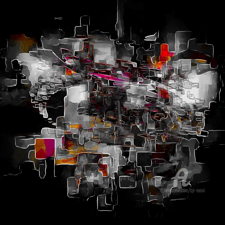 Corinne Sassi (Cjr sassi) - En gris noir blanc rouge