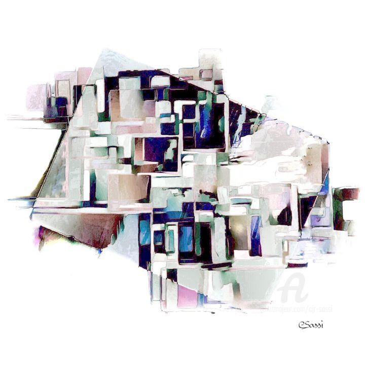 Abstrait dans l.espace  2