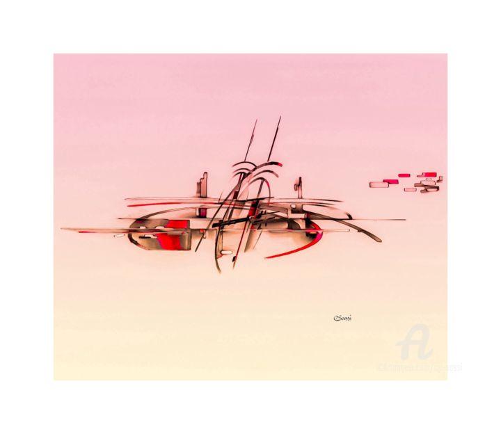 Abstrait en espace 50